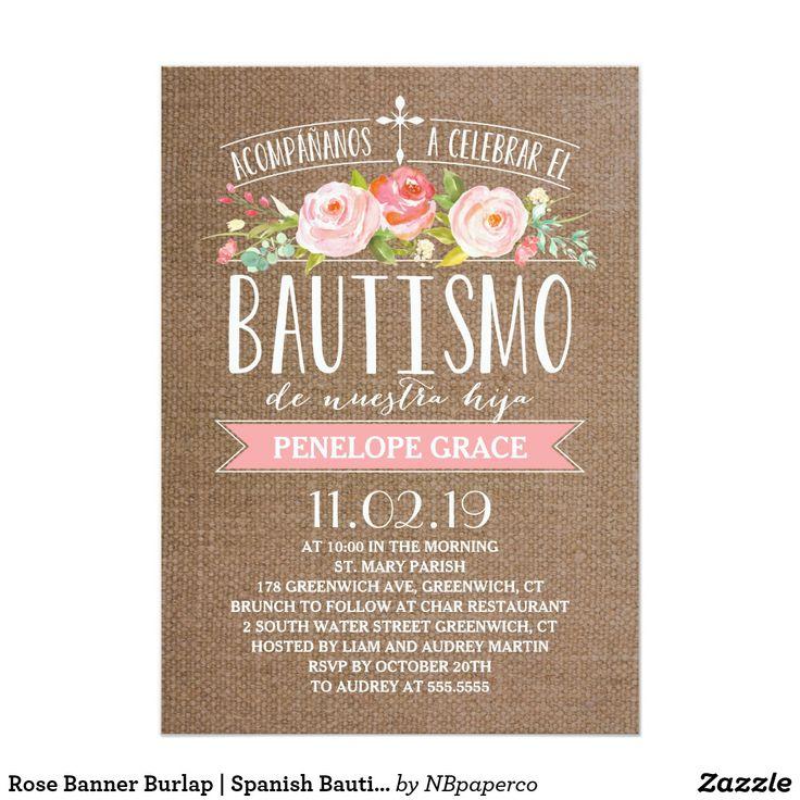 44 best Baptism, Christening Gift Ideas images on Pinterest - best of sample invitation of baptism