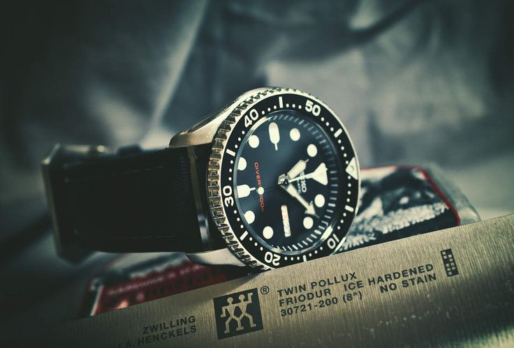 Seiko SKX007K2. This $180 Dive Watch Puts Rolex Submariners On Notice. February 17, 2014