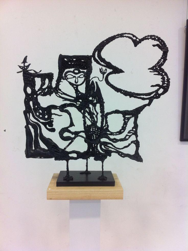 Sculpture Sculpture, Novelty lamp, Lamp