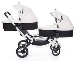 Cochecito de bebé para gemelos. Cochecitos para bebés. Carrito de bebé para gemelos.