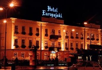 hotel europejski, krakow  www.he.pl