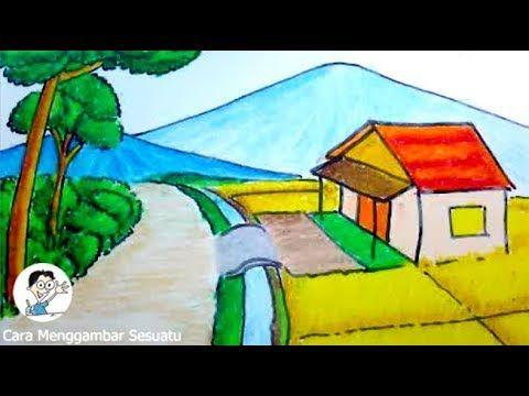 27 Lukisan Pemandangan Rumah Di Tepi Sawah Gambar Pemandangan Gunung Dan Rumah Yang Mudah Gambar Download 8 Resort Tepi Di 2020 Pemandangan Gambar Cara Menggambar