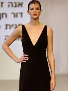 Israel Ban Too Thin Models Pictures