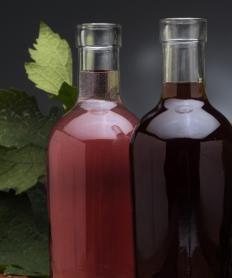 Aceto aromatico alla menta