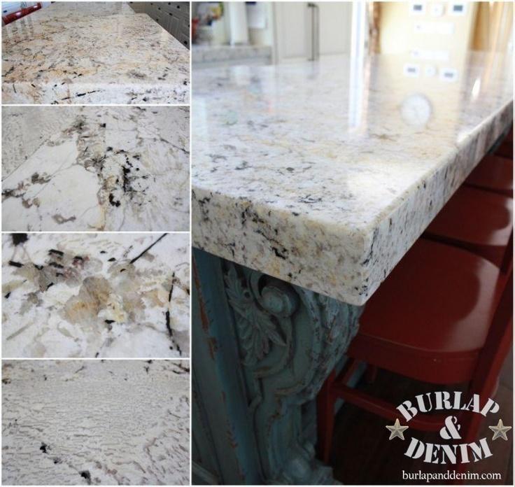 White Kitchen Cabinets Yellow Granite: Anthropologie Kitchen: White, Turquoise, Granite, Crystal