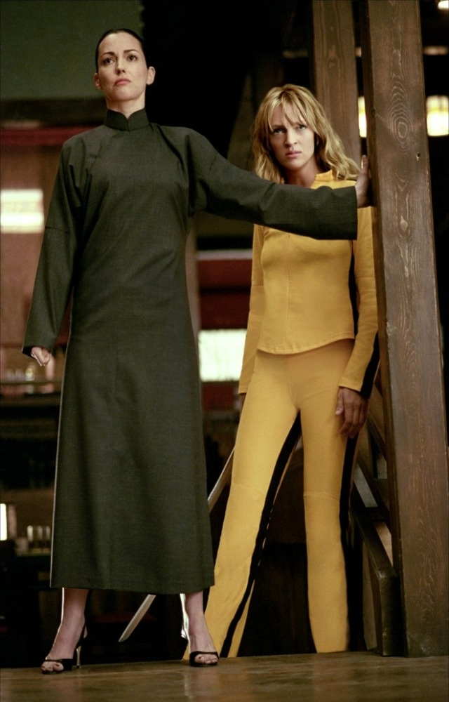Kill Bill, volume 1 - Julie Dreyfus