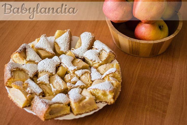 Jabłka to takie owoce, które w naszym domu są w zasadzie zawsze. Mieszkamy w największym okręgu sadowniczym w Polsce, więc wszędzie dookoła...