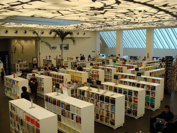 Librería Rosario Castellanos, Mexico City [via]