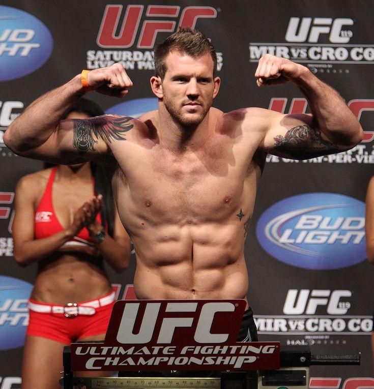 "Ryan ""Darth"" Bader for UFC.... Ultimate Fighter Winner"