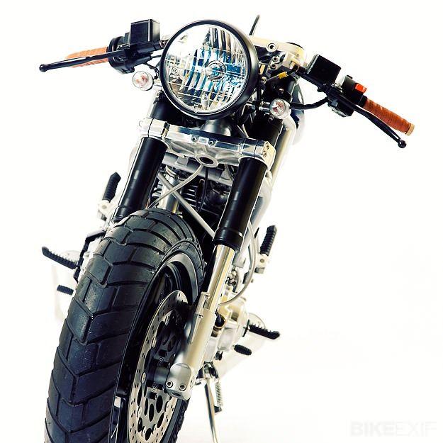 '94 Ducati 750SS, 'Italian Sniper' | Maria Motorcycles - via Bike EXIF