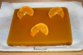 Γλυκές Τρέλες: Νηστίσιμη τούρτα πορτοκαλιού του Στέλιου Παρλιάρου