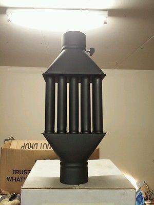 Large Heat Exchanger for a slower burn on your wood burner