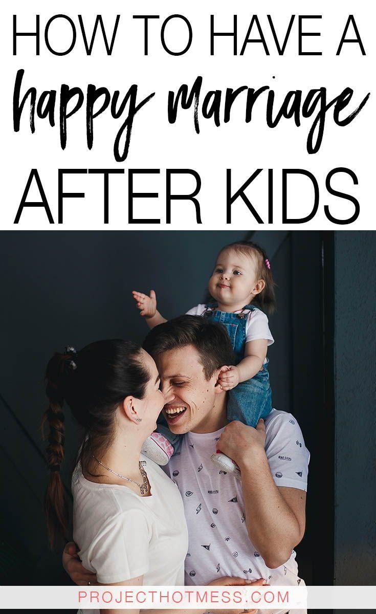 Como ter um casamento feliz depois das crianças   – Biblical Marriage