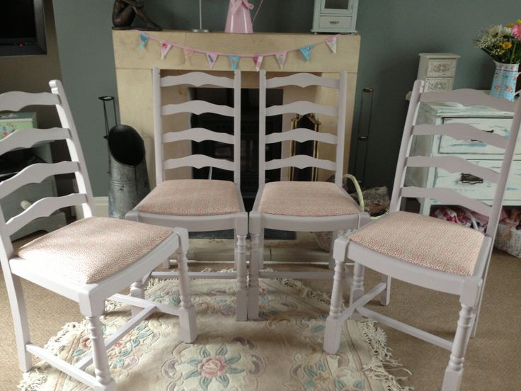 Upcycled dining room chairs the new cockney workshop