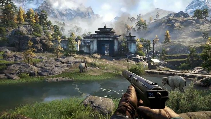 farcry5gamer.comFar Cry 4 Gameplay Demo - E3 2014 Far Cry 4 Gameplay Demo at E3 2014: a first wodge of Far Cry 4 gameplay from E3 2014, which includes the new grapple, flying, elephants, with single player gameplay and co-op havoc.   ---  Outside Xbox brings you daily videos about Xbox 360 games and Xbox One games. Join us forhttp://farcry5gamer.com/far-cry-4-gameplay-demo-e3-2014/