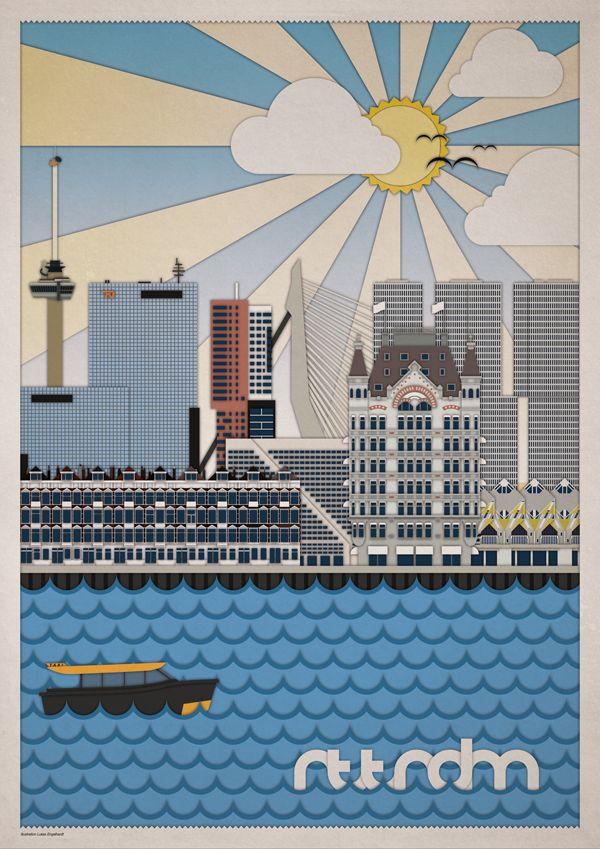 Roterdam Holandija wwwpierretravelcors 404 best Posters