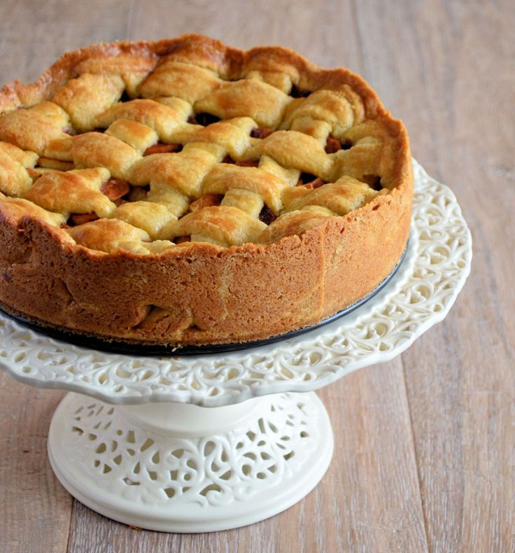 Homemade by Joke: Oma's appeltaart !!! - met OER-fruit