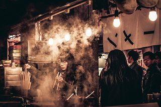 Ramen Bar - Osaka | Flickr - Photo Sharing!