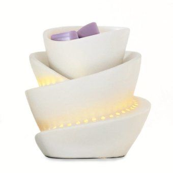 Scent Glow - Elektrische Duftlampe Spirale / Diffuseur électrique ScentGlow - Spirale