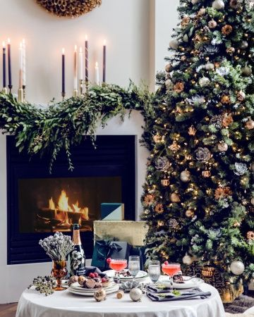 21 best Contemporary Christmas Decorations images on Pinterest - contemporary christmas decorations