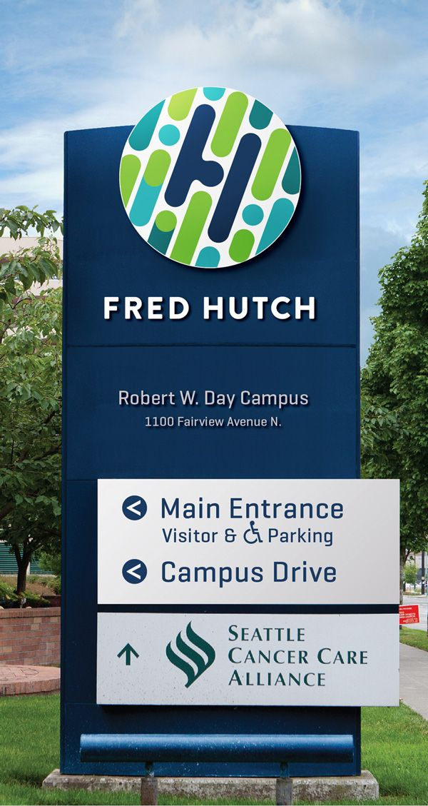 Reviewed: New Name, Logo, and Identity for Fred Hutch by Hornall Anderson