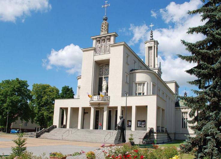 Niepokalanow Basilica