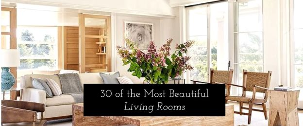 30x Beautiful Living Room Inspiration http://bit.ly/1PsajoZ #livingroom #beautiful #interiordesigner