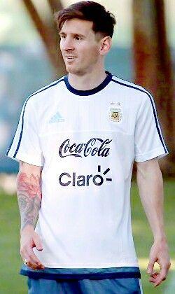 Lionel Messi La Albiceleste