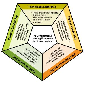 five domains of leadership