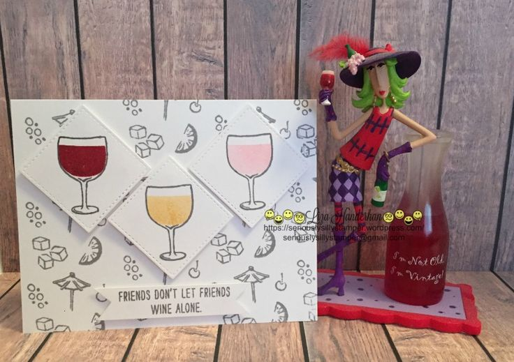 Mixed Drinks Stampin Up