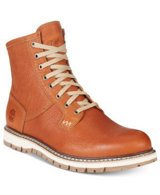 TIMBERLAND Timberland Men's Britton Hill Plain Toe Boots. #timberland #shoes # all men
