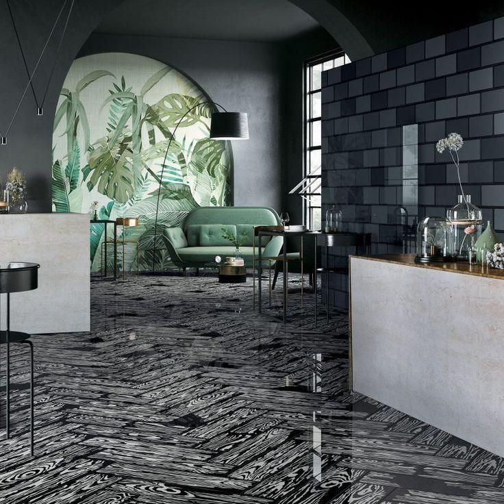 Pop Art Informs Floor Tile Collaboration Between Mirage And Studio Job Dezeen