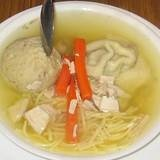 A shiksa cooks Jewish food and few  Yiddishisms you can acquire. Try the matzoh ball soup if you have a cold like I do at the moment.
