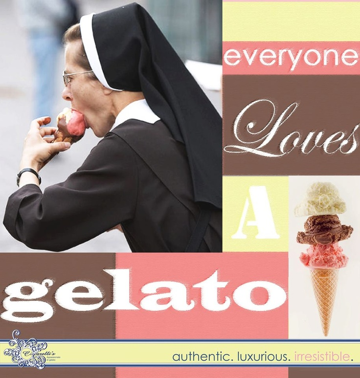 how to tell if gelato is authentic
