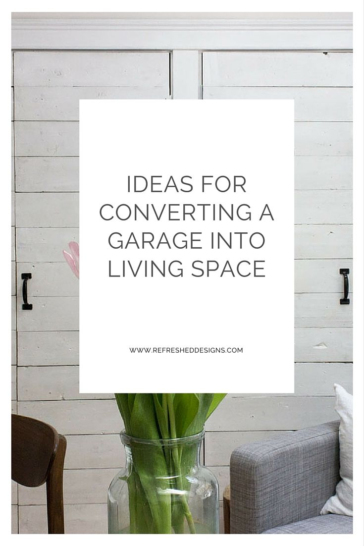 Convert Garage To Living Space: 133 Best Images About Seeden House Decor On Pinterest