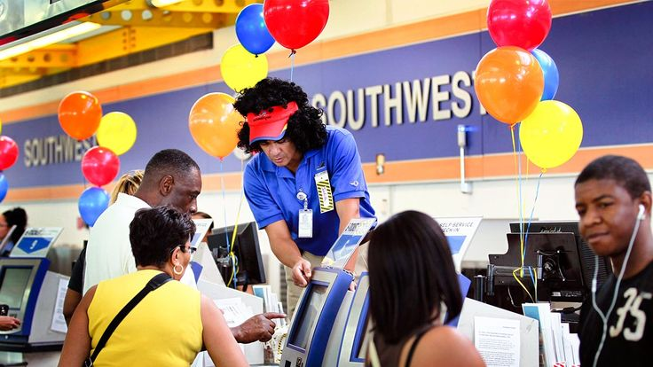 What does SW Airlines seek in employees? A warrior spirit, servant heart, and fun-loving attitude.