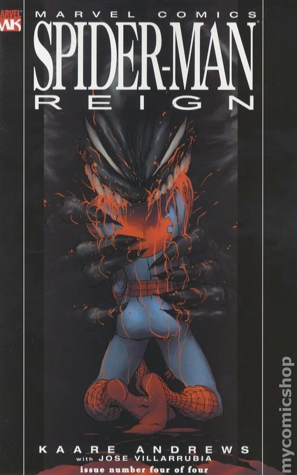 Spider-Man Reign (2006) 4