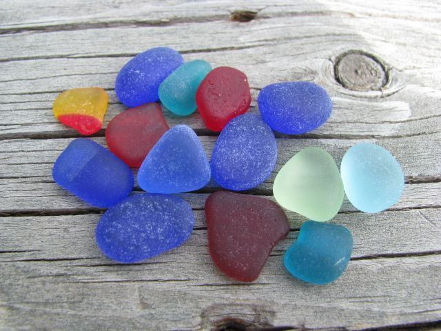 Beach Glass Drawer Pulls Part - 36: Image Detail For -Welcome To Sea Glass Treasures Where Only Sea Glass  Naturally Tumbled .