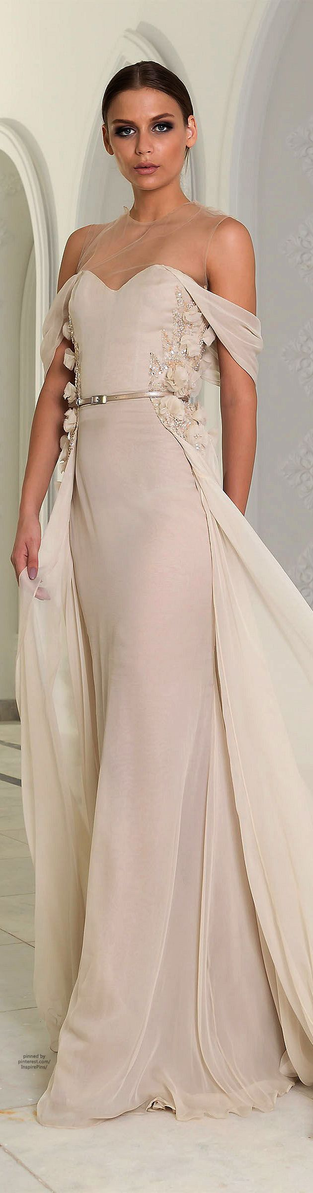 344 best Grey images on Pinterest   Long dresses, Couture and ...