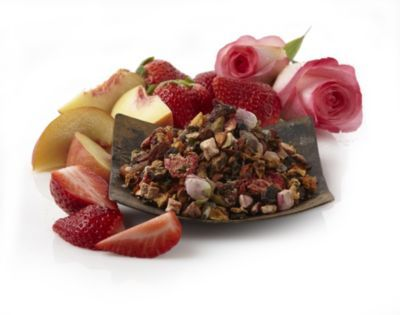 Strawberry Blush/Peach Tranquility Tea Blend. I absolutely love this mix.