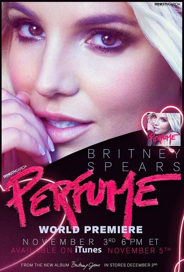 Britney Spears: Perfume (Video 2013)