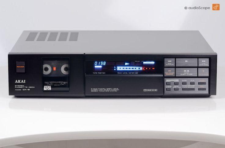 AKAI GX-9 Cassette Deck