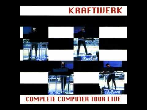 Kraftwerk - Numbers & Computer World (Hammersmith Odeon, London 1981-07-...