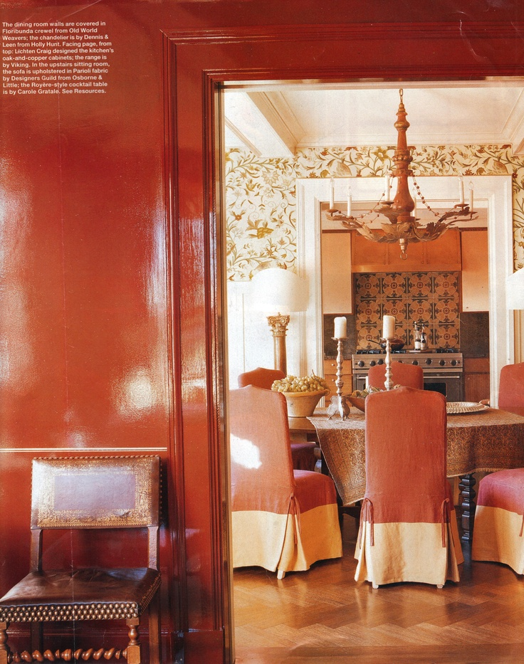 46 best lacquered walls images on pinterest arquitetura for Orange wall paint