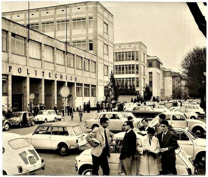 Politecnico anni 60