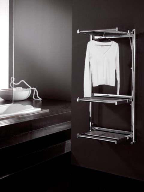 JOKER CHROME RADIATOR - Chrome towel dryers | Senia Group