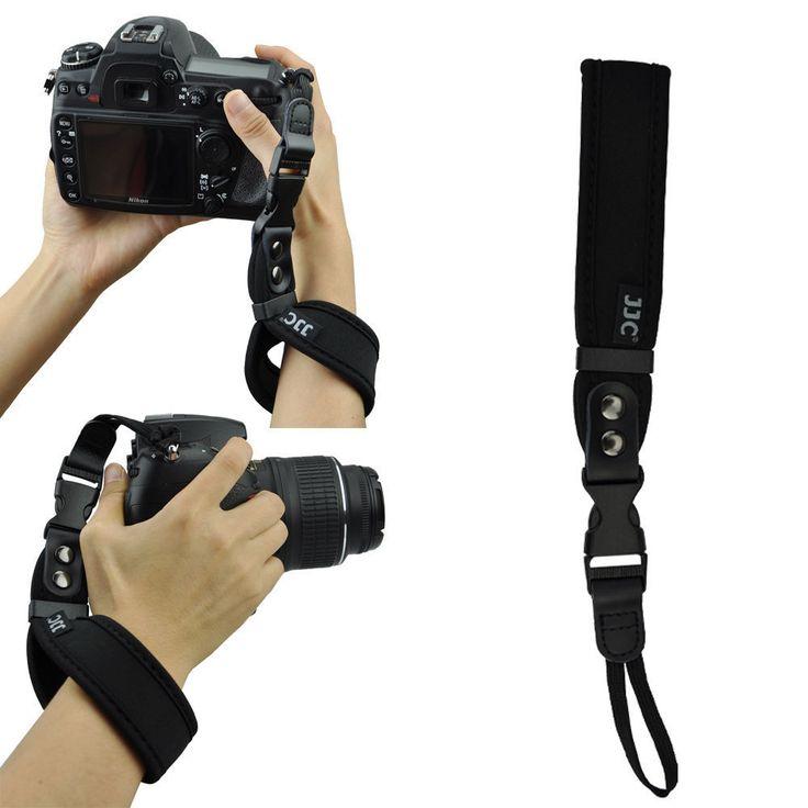 JJC Neoprene Hand Wrist Strap for Canon 80D 70D 760D 750D 700D 100D 1300D M3 M10…