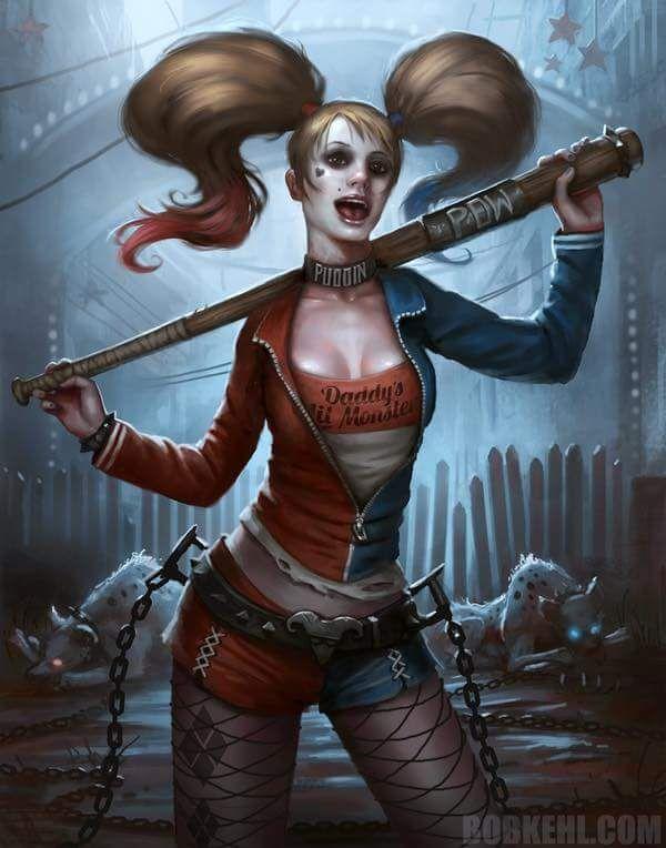 Pin on Harley Quinn Shop