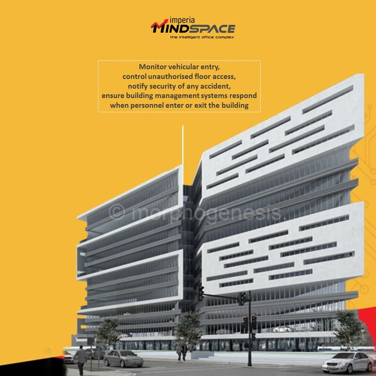 Imperia MindSpace is equipped with the most stringent security measures.#ImperiaMindSpace #ImperiaStructures
