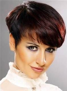 Ten Beautiful Short Wedge Haircuts ~ Jere Haircuts                                                                                                                                                     More